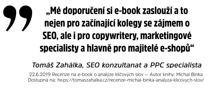 Recenze Tomáš Zahálka
